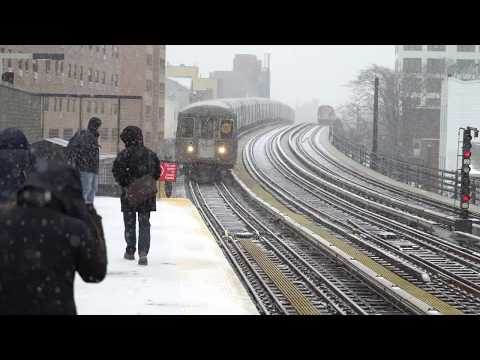 New York City, NY Snow Storm - 2/12/2019 Mp3