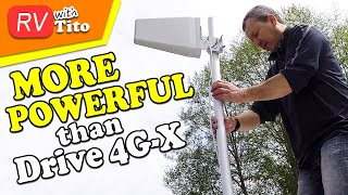 STRONGEST RV Cell Signal Booster for 2019 - WeBoost Connect RV 65 Review