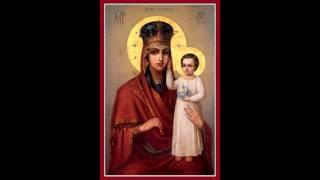 акафист Пресвятой Богородице Призри на смирение