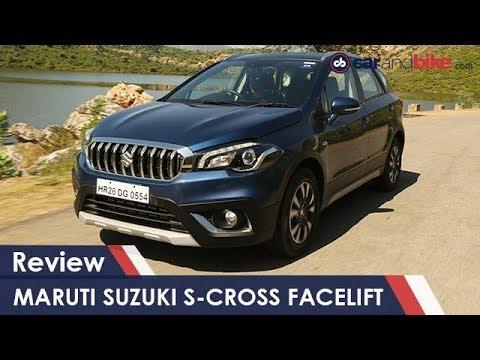 2017 Maruti Suzuki S-Cross Facelift Review | NDTV CarAndBike