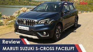 New Maruti Suzuki S-Cross 2017 Detailed Review   NDTV CarAndBike