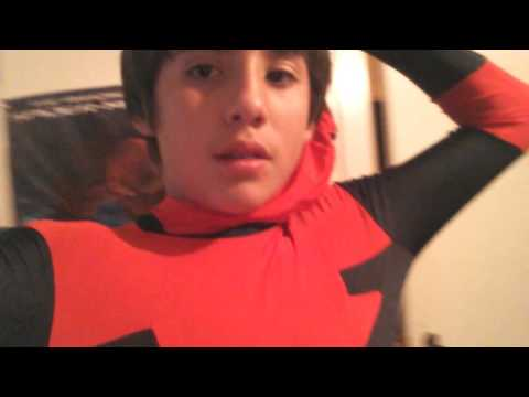Deadpool suit review from YouTube · Duration:  3 minutes 26 seconds