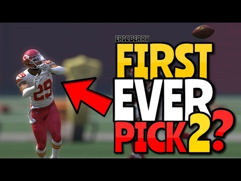 Can I Recreate the ERIC BERRY 100 YARD PICK 2 TOUCHDOWN? Madden 17 Challenge