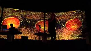 Thom Yorke & Nigel Godrich - Nose Grows Some Live @ Club 2 Club Turin, Italy