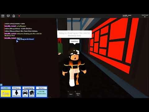 Rockstar ROBLOX ID