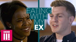 Am I The One?   Eating With My Ex: Joey and Rianna