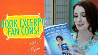 Book Reading Excerpt: Fan Conventions