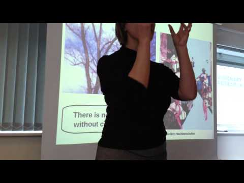 'Commons & commoning' with Silke Helfrich in Oxford