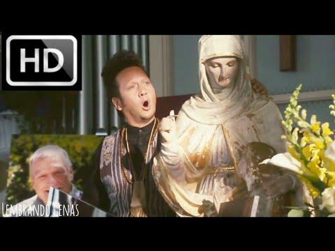 Gente Grande 2010  Hilliard cantando Ave Maria 210  Filme HD