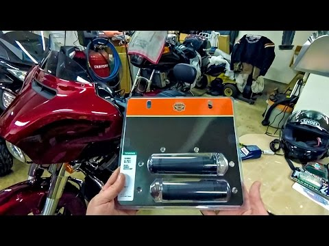 How-To Install Harley Heated Grips!! - 2014~17 Street Glide Special! | ShopTalk