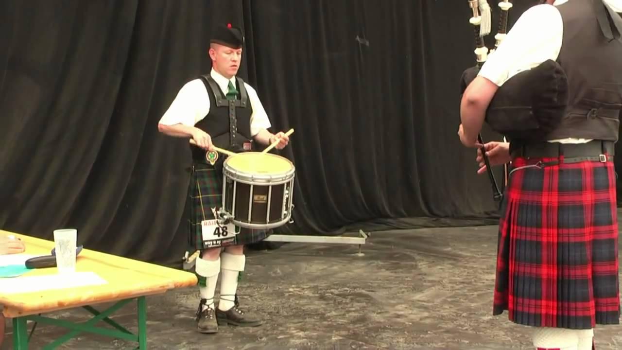 snare and tenor drum competition st ursen highland games switzerland 2009 youtube. Black Bedroom Furniture Sets. Home Design Ideas