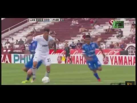 Godoy Cruz no jugó bien y fue derrotado por Lanús