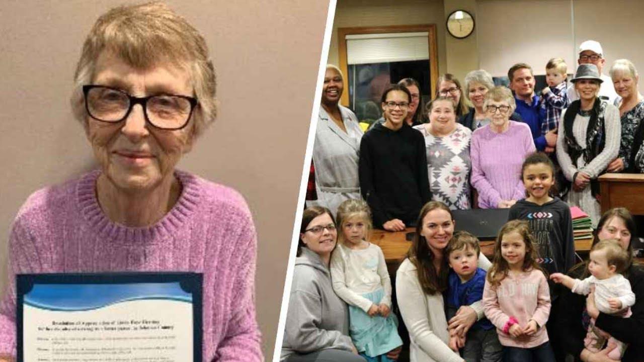 Pflegemutter zog 600 Kinder in 50 Jahren auf – egal wie alt, gesund oder krank!