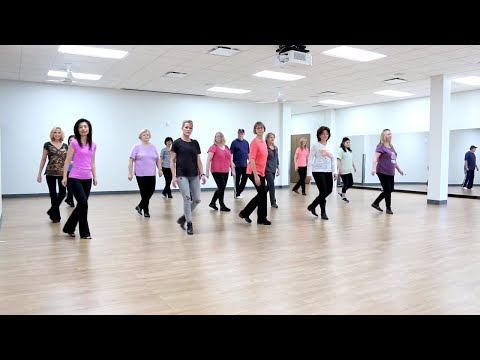 Mister Lonely - Line Dance (Dance & Teach In English & 中文)