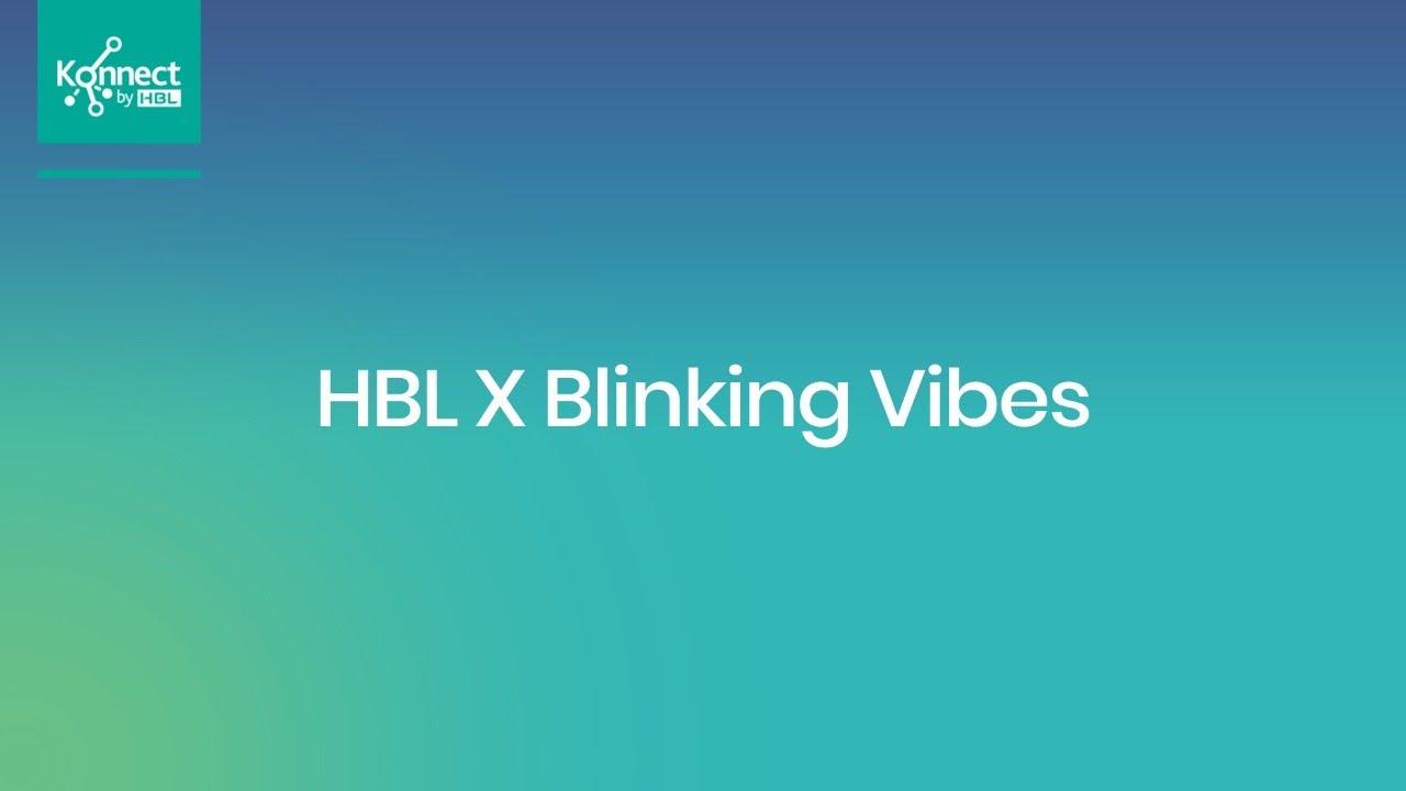 Blinking Vibes
