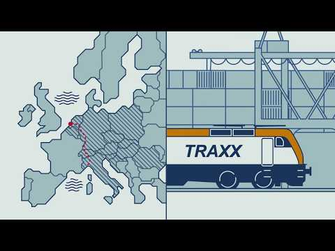 TRAXX Locomotives: Our Solutions – Your Strengths