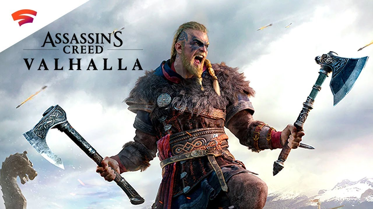 Assassin S Creed Valhalla Cinematic Reveal Trailer Stadia