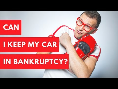 Can I Keep My Car in Bankruptcy?