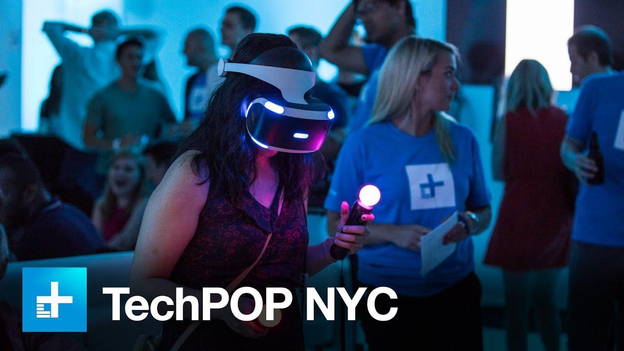 TechPOP NYC Party Recap
