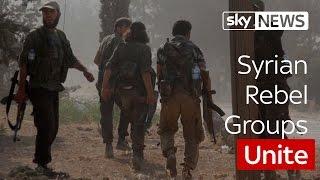 Rebranded Nusra Front Uniting Syrias Rebels