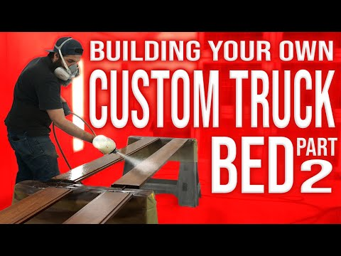 Building Your Own Custom F100 Bed (Part 2)