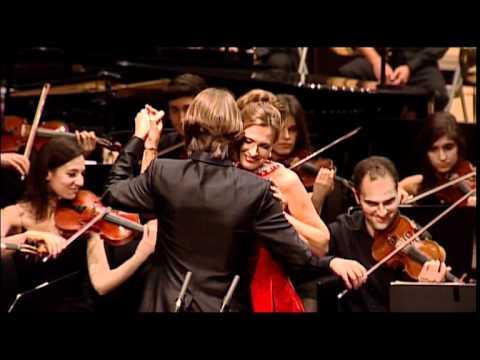 F  Lehar Lippen Sweigen Orquesta Gaos, Ainhoa Arteta, soprano, Borja Quiza, barítono y Fernando Briones, director