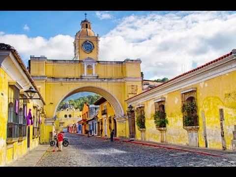Visitando la Ciudad Vieja, Antigua Guatemala (C.E.P.A.C)