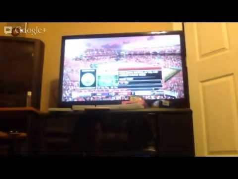 NCAA 13- Lets Play Ep 2 ft D Wise