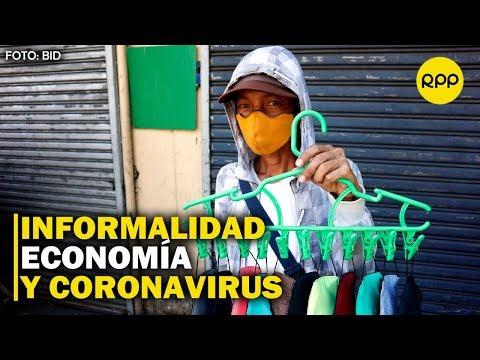 La Informalidad Como Obstáculo Para Enfrentar La Pandemia