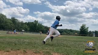 Rob Jones (OF/P) - Class of 2020 - West Penn Elite (July 2020)