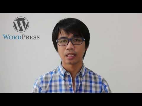 อบรม WordPress - สอนสร้างเว็บไซต์ด้วย WordPress