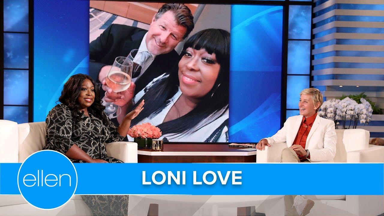Download Loni Love Reveals Truth of Meeting Boyfriend on Christian Mingle
