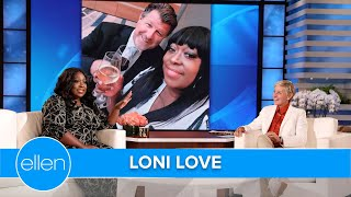Loni Love Reveals Trขth of Meeting Boyfriend on Christian Mingle