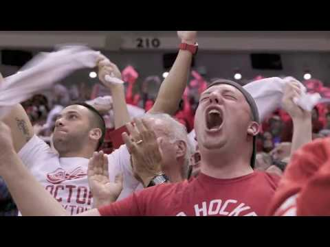 Detroit Red Wings 17-18 Hype Video