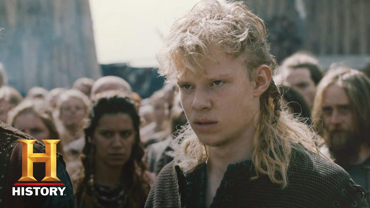 Vikings: 'The Real Vikings' - Ragnar's Sons   History