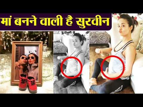 Sacred Games actress Surveen Chawla is Pregnant; here's the Proof | FilmiBeat