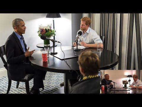 Prince Harry teases Obama in banter-packed interview for BBC Radio 4's Today programme