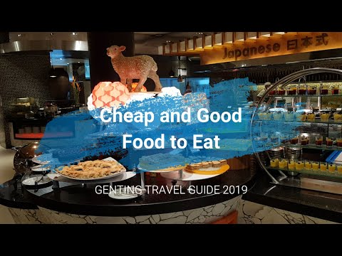 cheap-and-good-food-to-eat---[-云顶-]-genting-highland-malaysia-2019-vlog-travel-guide-part-3