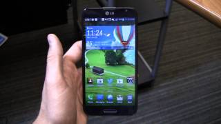 LG Optimus G Pro Challenge, Day 1: LG is back