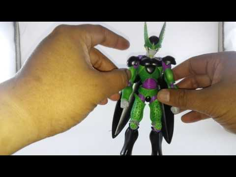 Review Perfect Cell premium  color edition sh figuarts