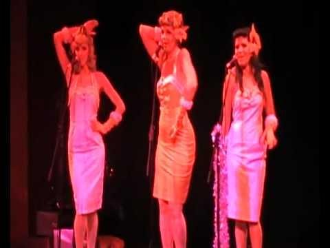The Eastside Belles - Vintage Vocal Trio Brisbane