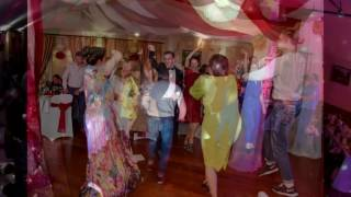 Дуэт ЮлА - ведущие свадьбы.
