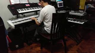Get Here by Oleta Adams (Piano Keyboard Cover by Rouel P. Comia)