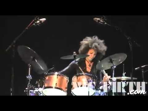 Cindy Blackman Santana - Montreal Drum Fest 2009 Performance
