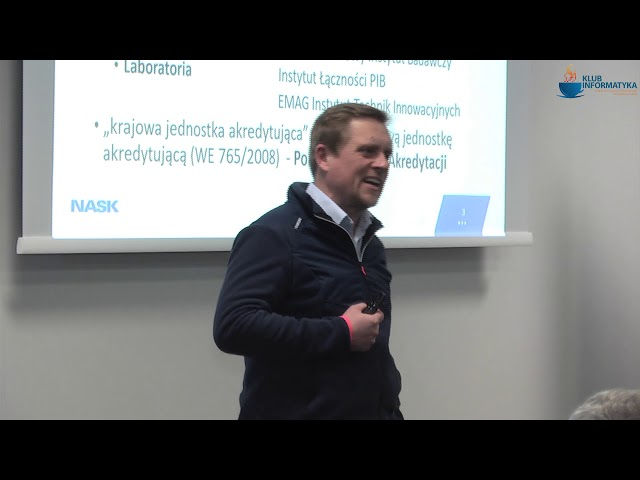 KI. Certyfikowanie dziedzin cyberbezpieczeństwa - prezentacje