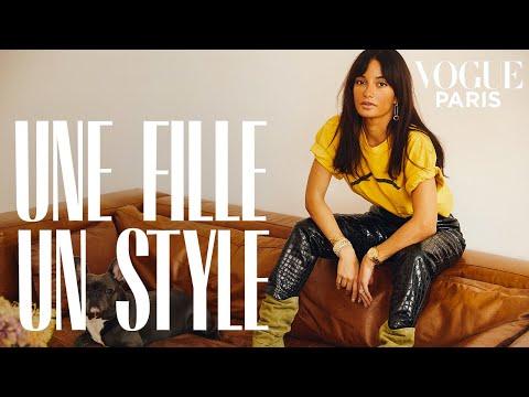 Inside Amina Muaddi's Parisian Apartment And Offices   Une Fille, Un Style   Vogue Paris