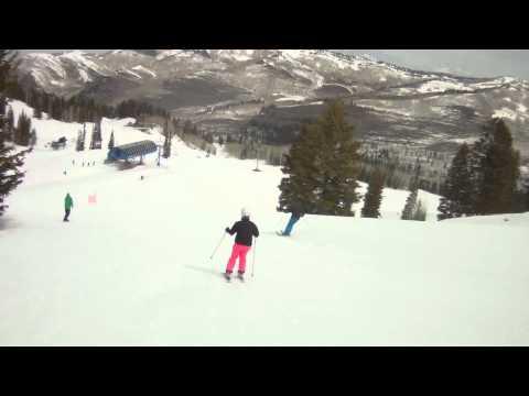 April 5th The Big Man with Ski Haus Lynn at Solitude Utah.