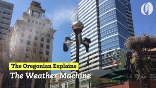 Gambar cover What's the Weather Machine? The Oregonian explains