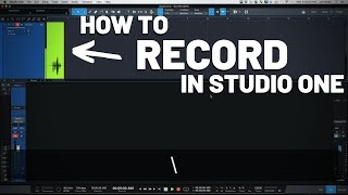 How to Record in #StudioOne (& Deal With Latency)