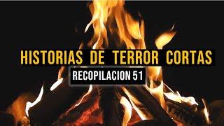 Historias De Terror Cortas Vol. 51 (Relatos De Horror)